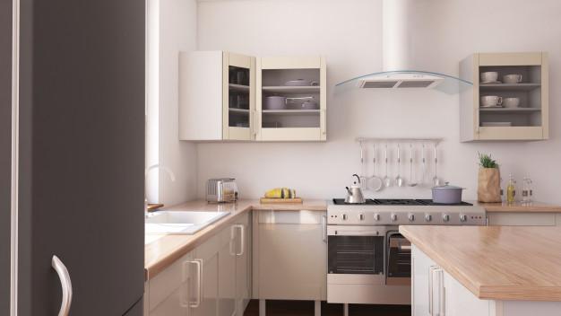 Cambia el estilo de tu cocina pintándola