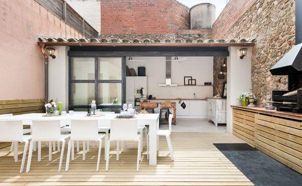 Contratar empresa reformar casa vieja antigua Barcelona