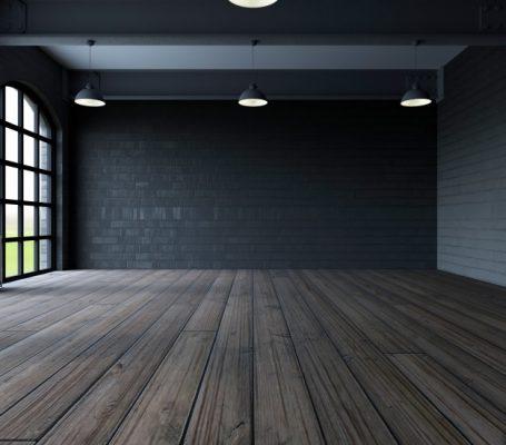 Pintar el suelo de casa ¿Acierto o error?