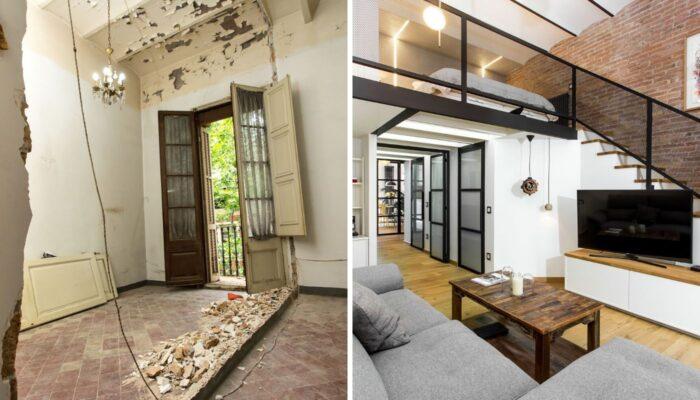 coste metro cuadrado reformar piso barcelona
