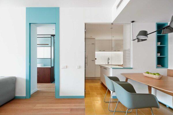 Reformar casa en fases Barcelona