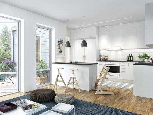 Reforma integral de pisos