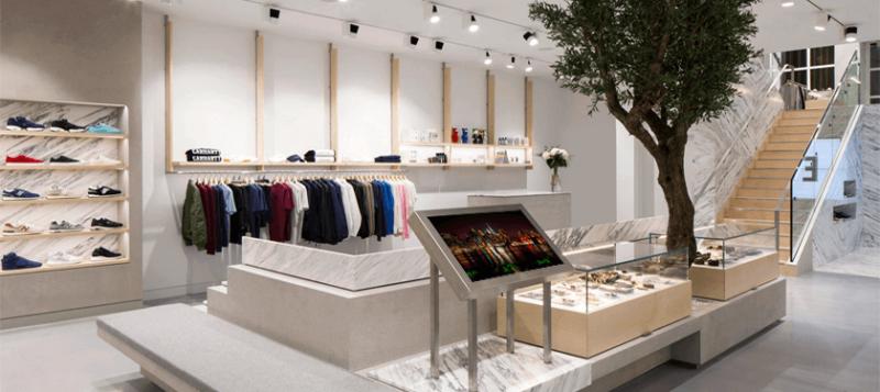 Reformar tienda en Barcelona